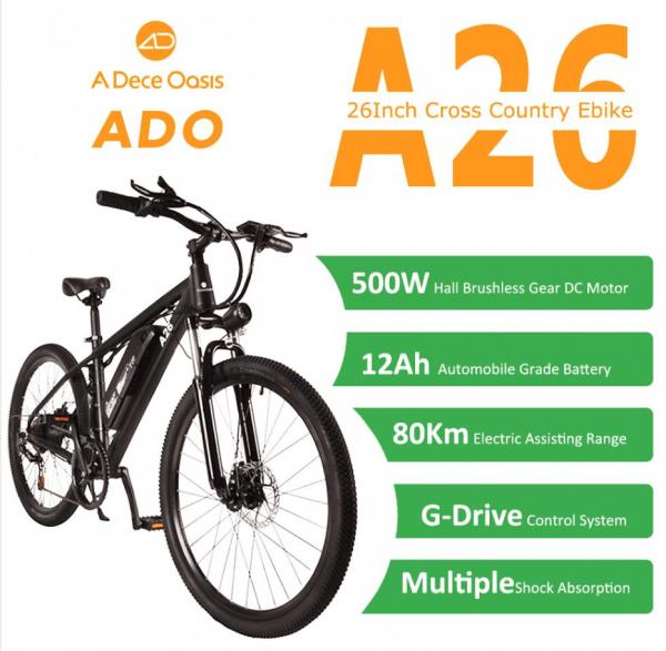 Ado A26 Bike