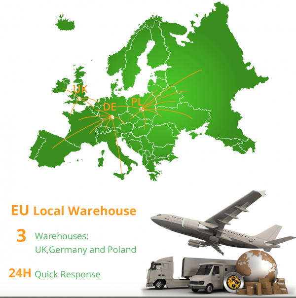 Ado A20F 500w Folding Electric EU Warehouses